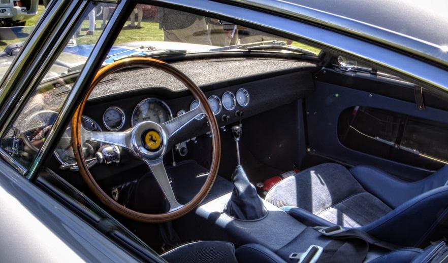 Ferrari 250GT SWB салон