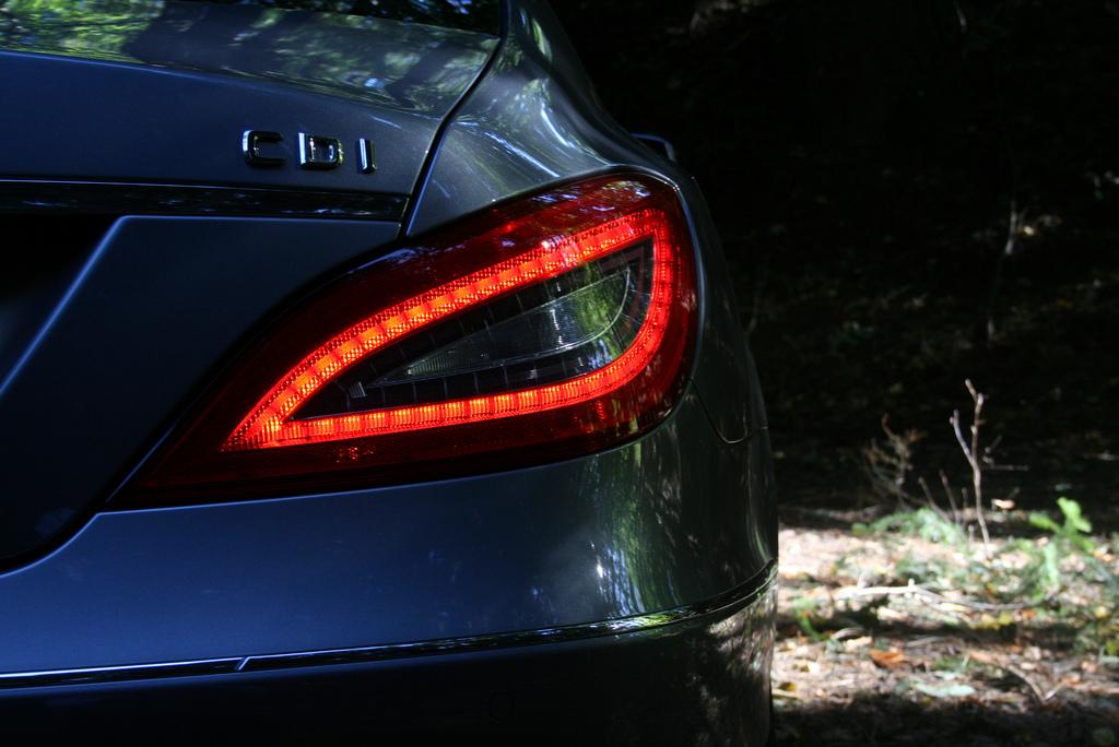 тест Mercedes-Benz CLS 500