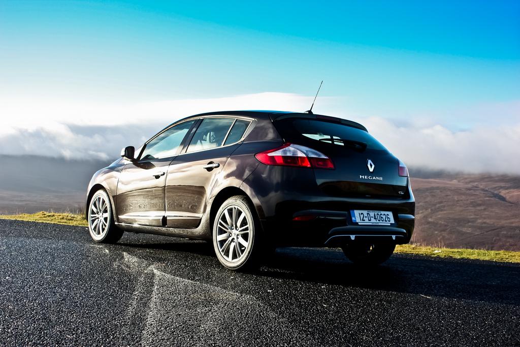 Тест обновленного Renault Megane