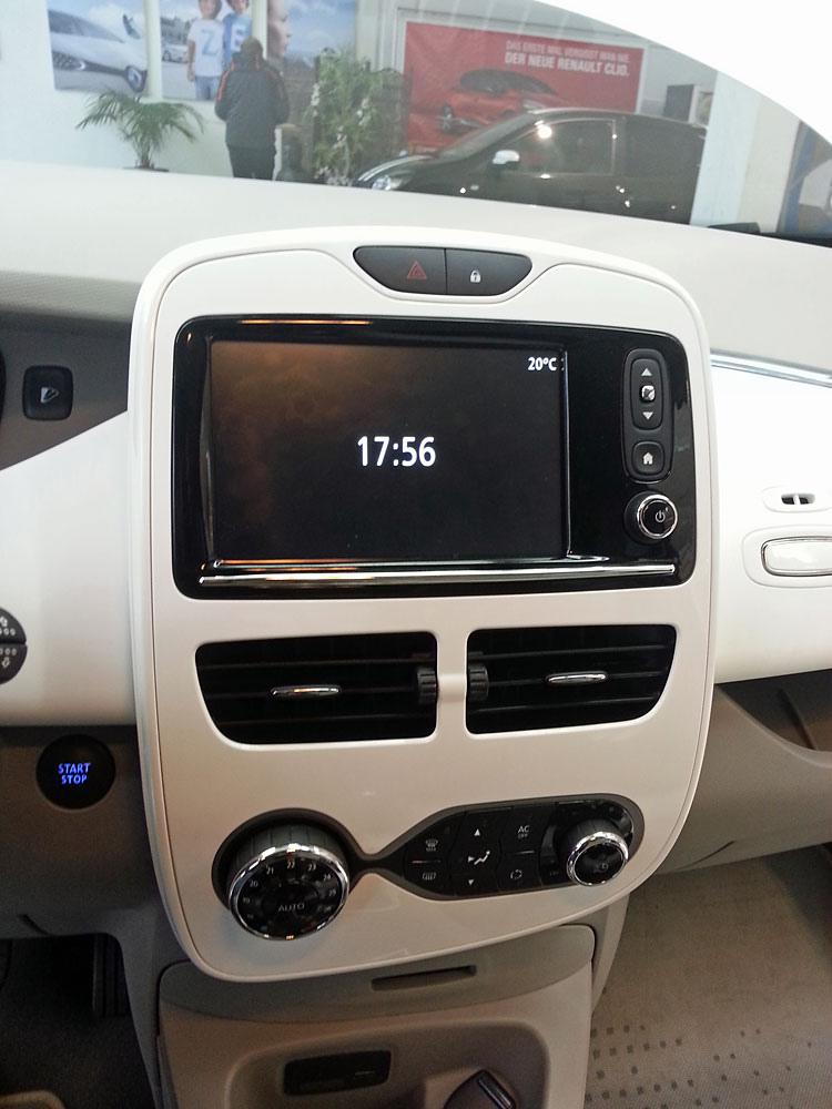 Тест Renault ZOE