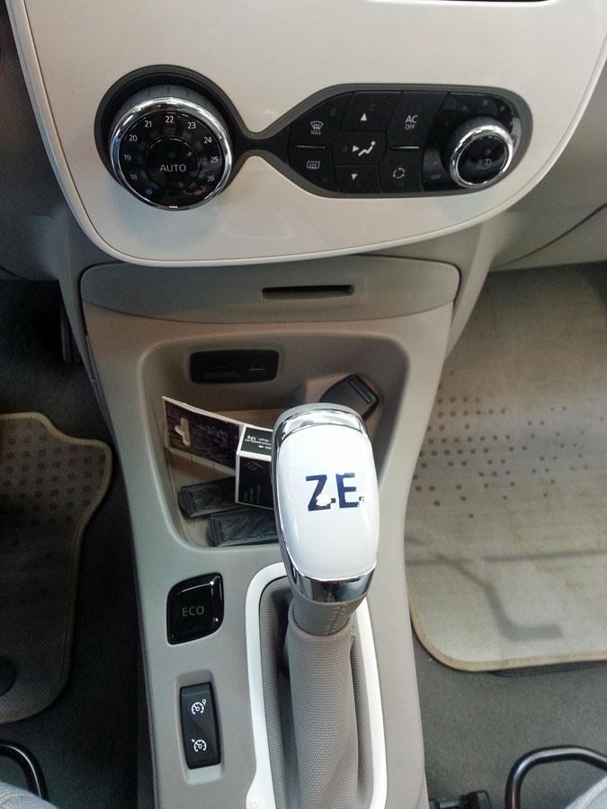 Тест электромобиля Renault ZOE