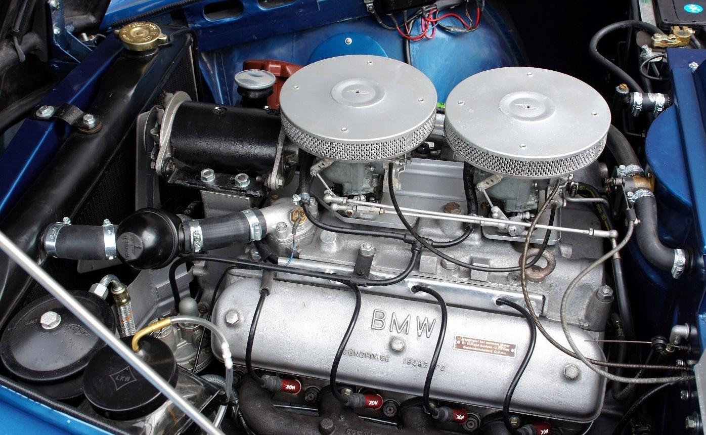 двигатель BMW 503