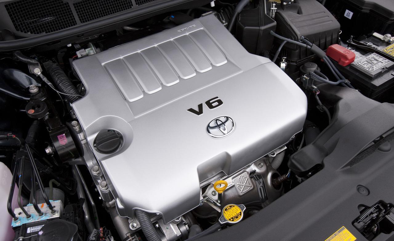 мотор Toyota Venza