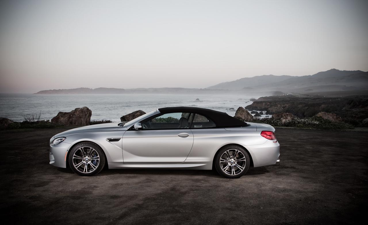 Тест BMW M6 Cabrio