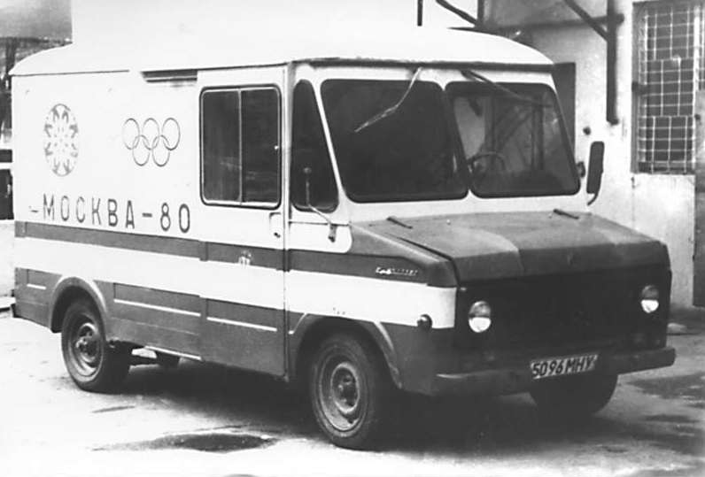 ЕРАЗ 3730 Олимпиада 80