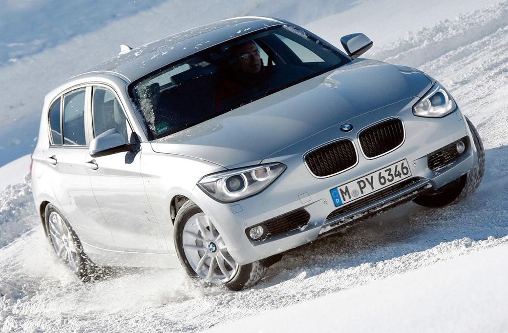 Тест BMW 120d xDrive