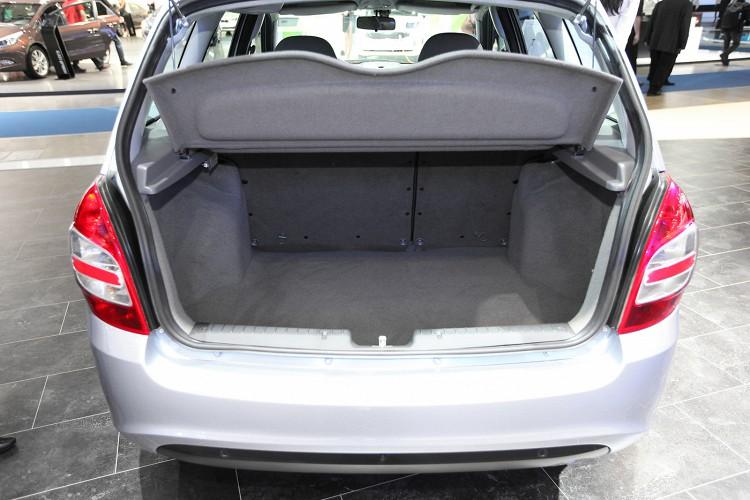 багажник лады калины