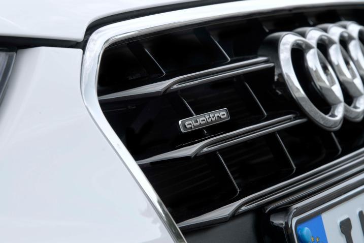 Тест седана Audi A3