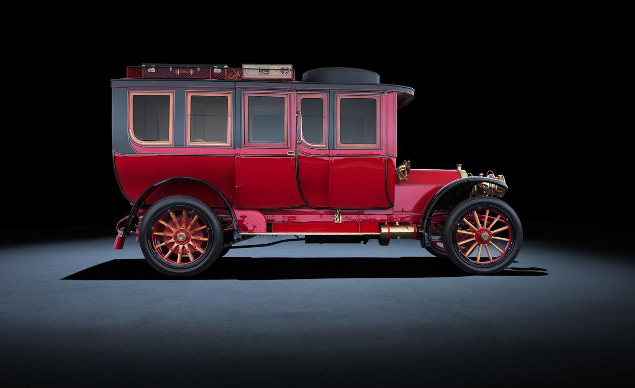 1904 года mercedes simplex 60hp