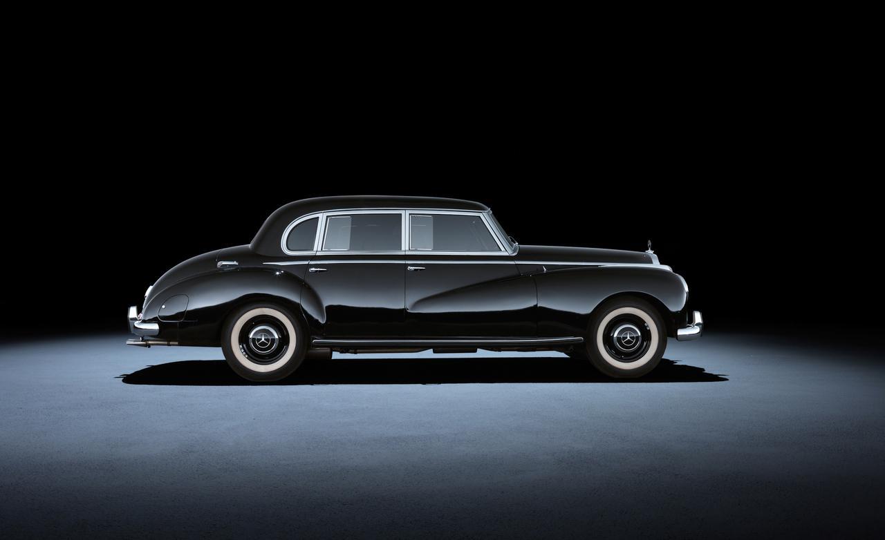 1952 года mercedes-benz 300 W186-W189