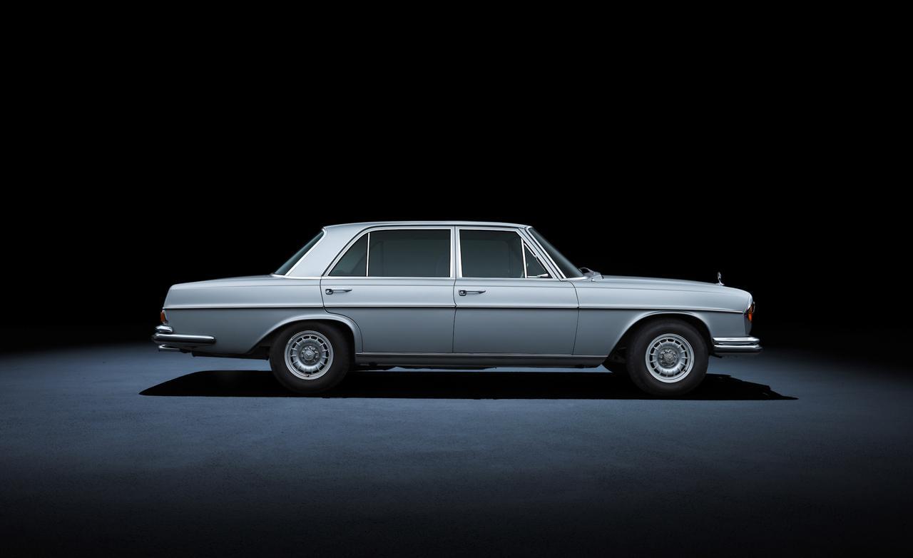 1972 mercedes-benz 280sel-3.5 W108