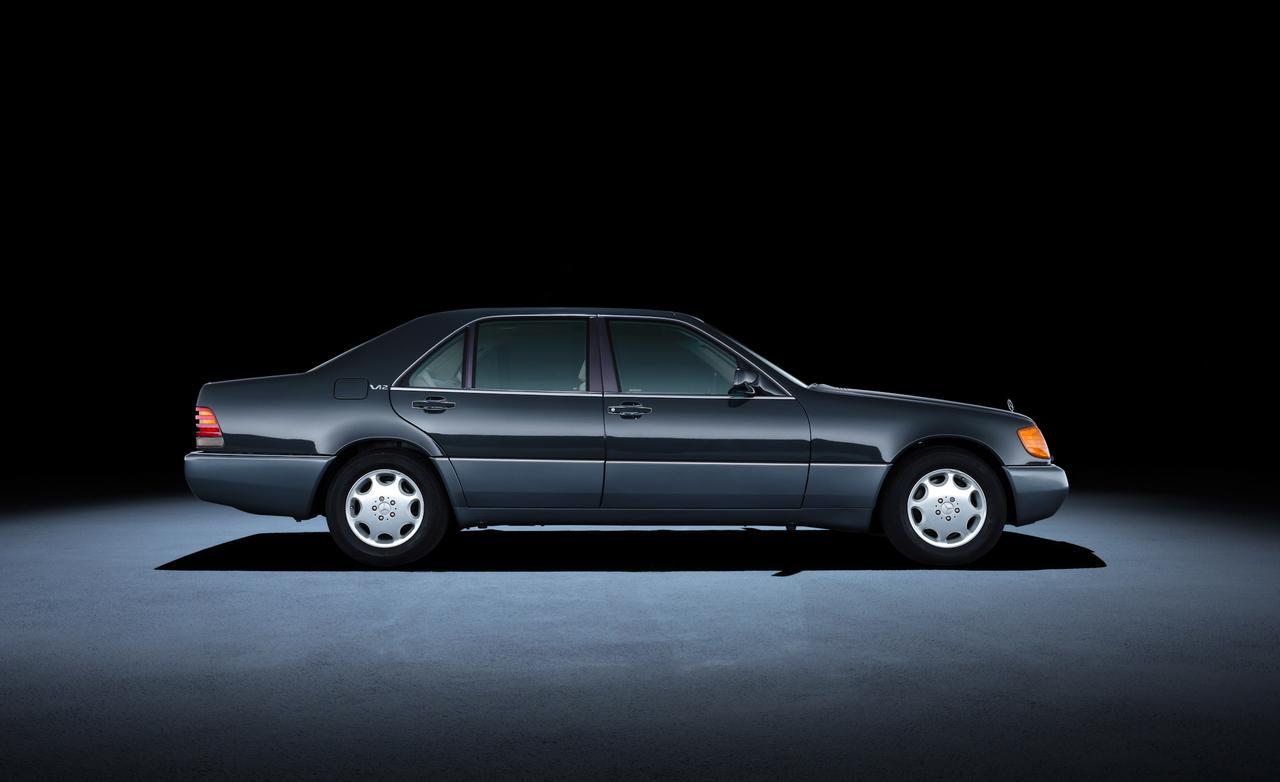 1994 года mercedes-benz s600 W140