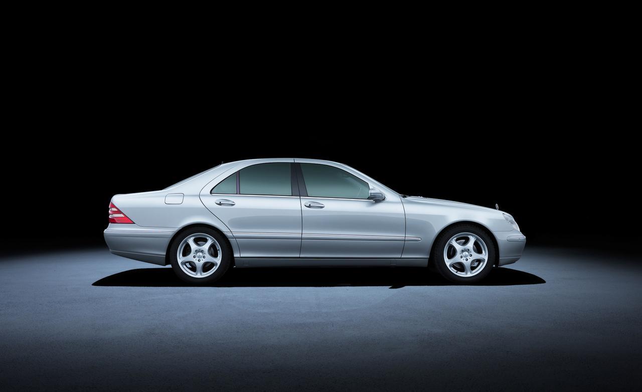 2002 года mercedes-benz s400cdi W220