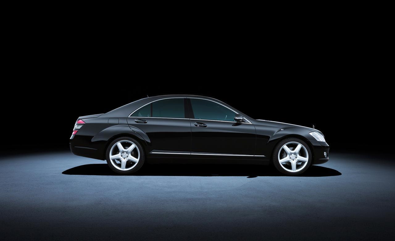 2007 года mercedes-benz s500 W221