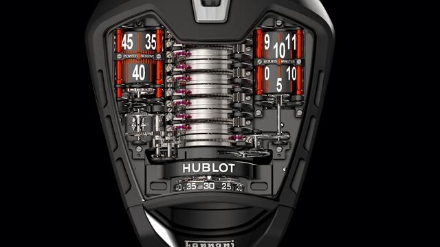 Hublot Masterpiece МР-05 LaFerrari
