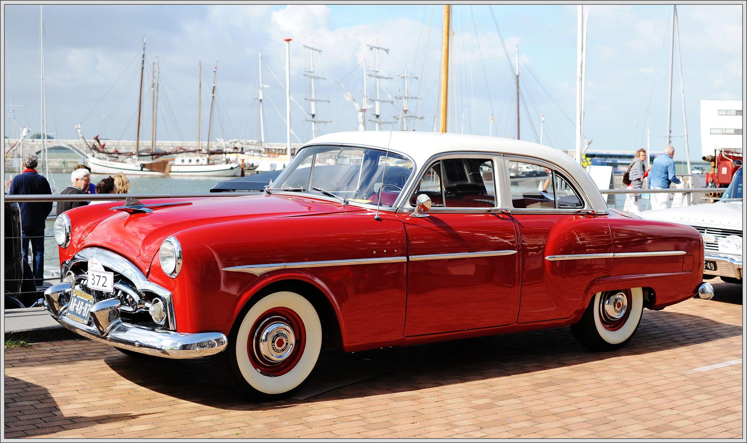 Последний выстрел Packard 200 1950  года
