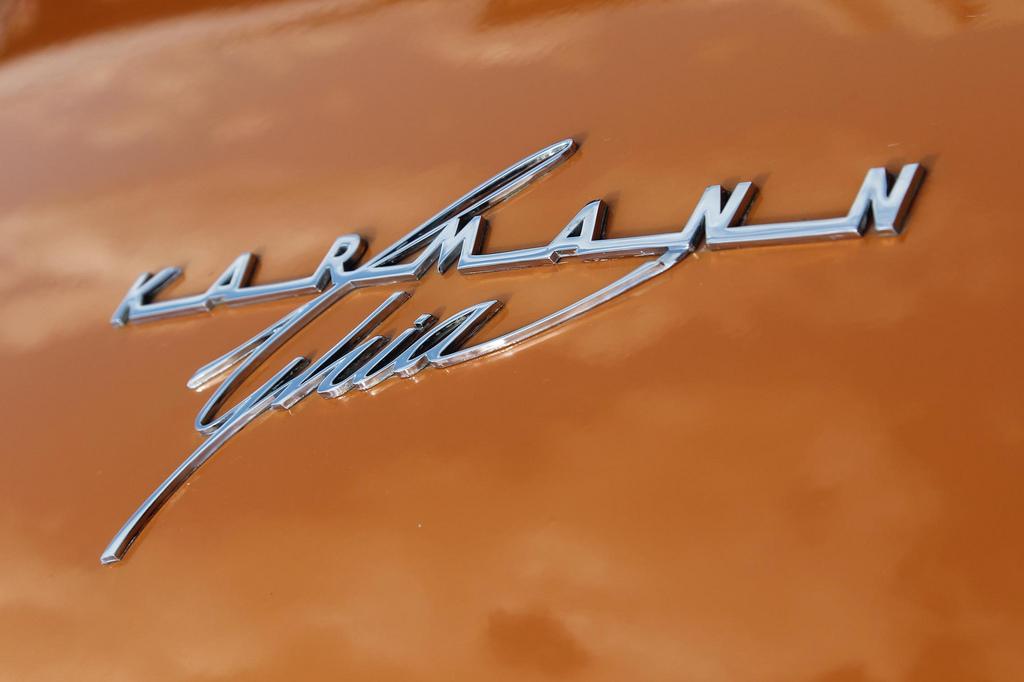 Karmann-Ghia лого
