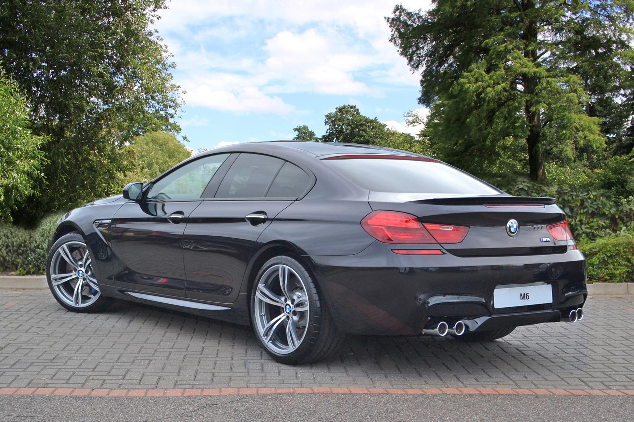 M6 BMW GC