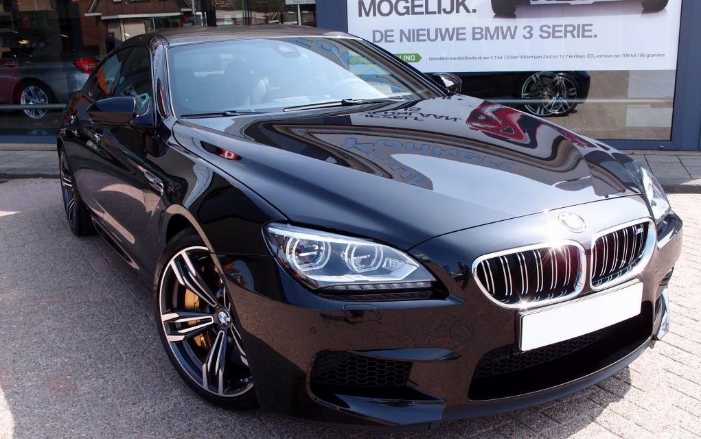 Тест нового BMW M6 Gran Coupe 2013