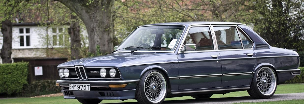 BMW e12 528 automatic