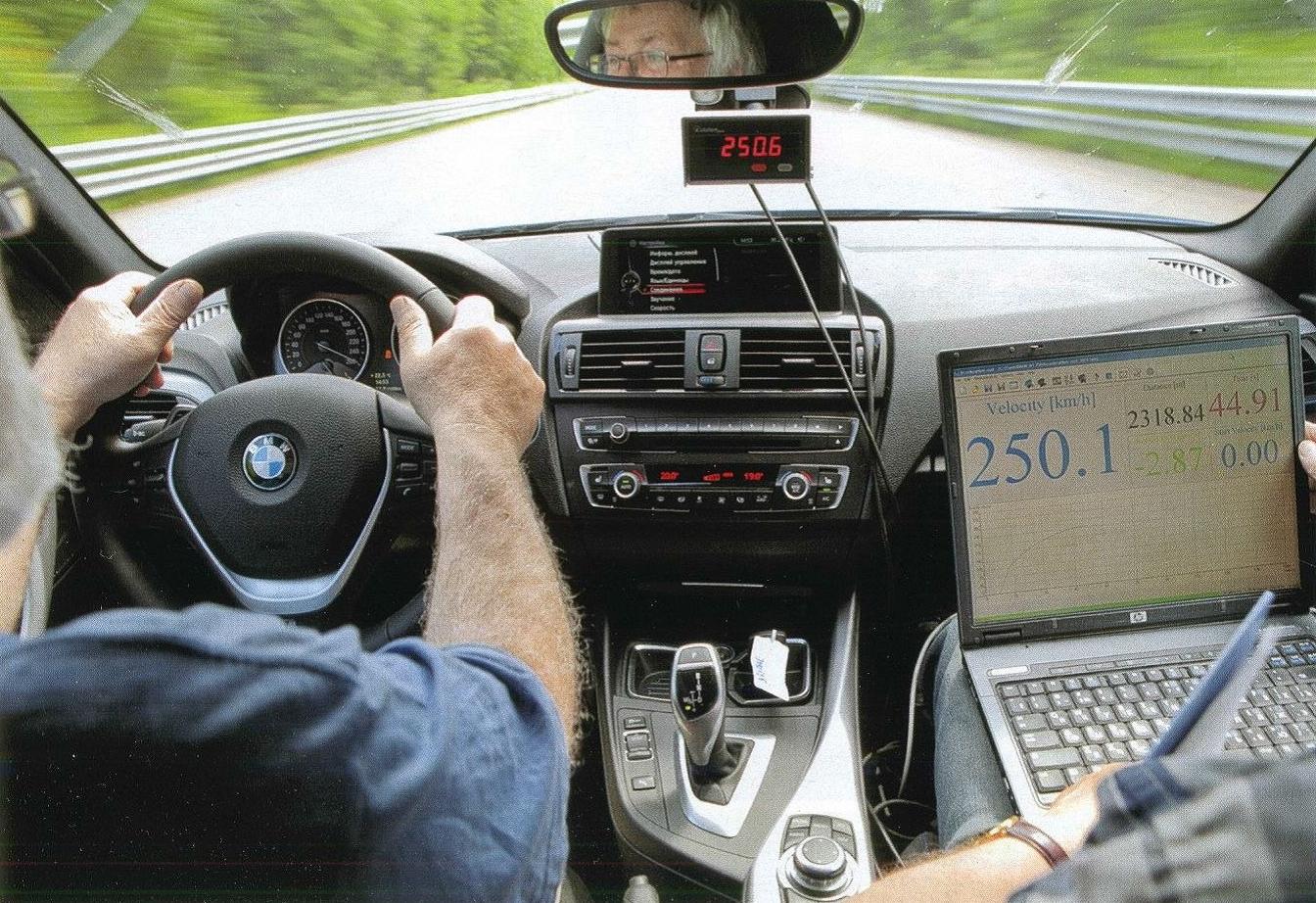 BMW m135i и Porsche-cayman