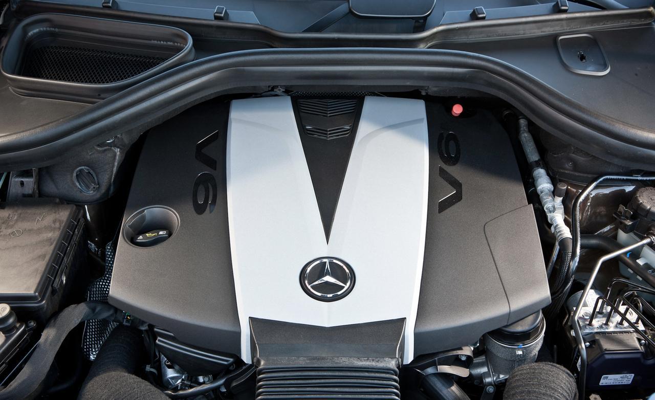 Mercedes Benz ml350 bluetec 4matic