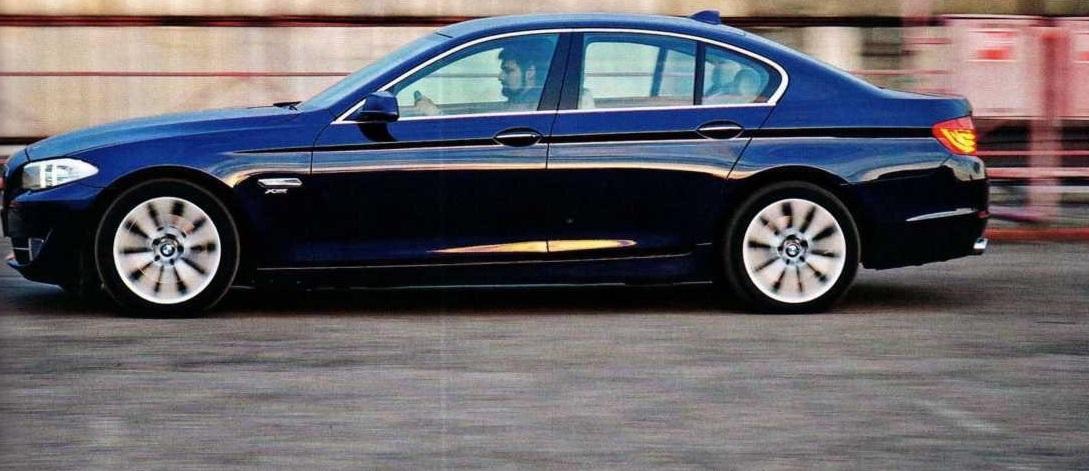 Mercedes-Benz E-Class против BMW 5-й серии и Jaguar XF