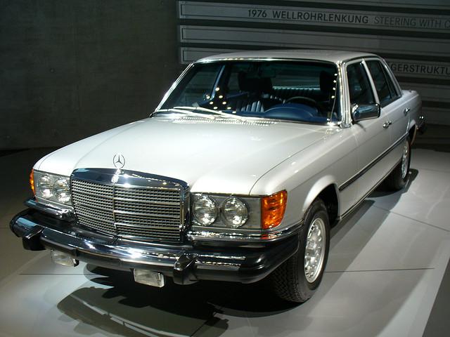 Mercedes-Benz S-klasse W116 300SD