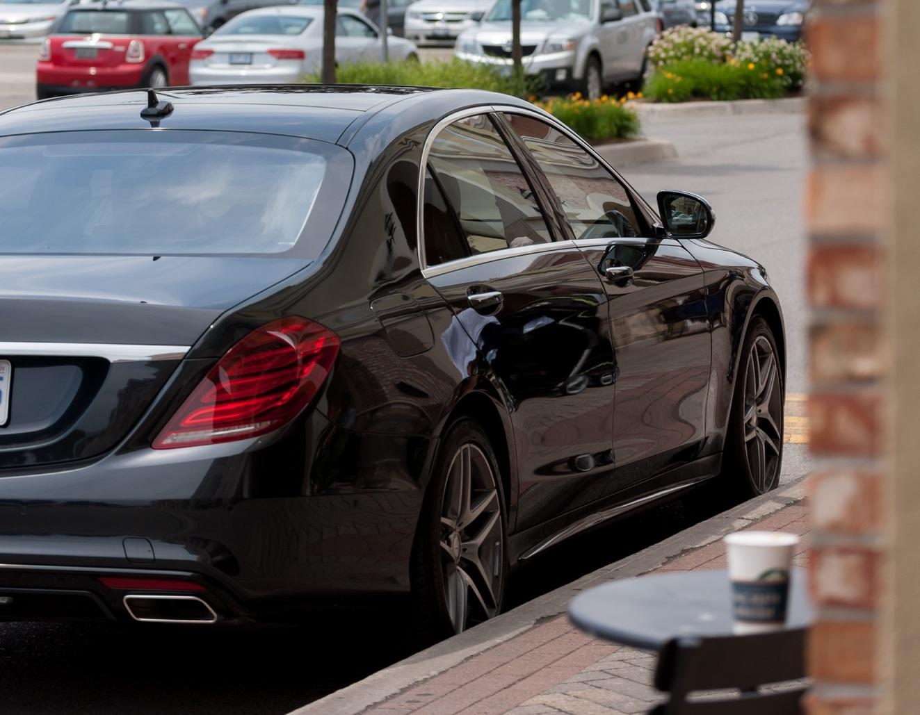 Mercedes-Benz S 500 W222