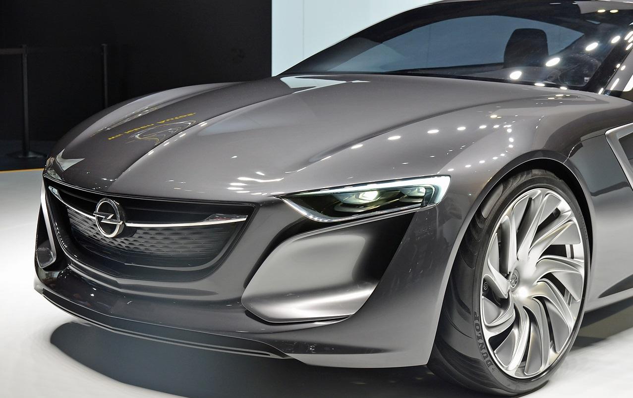 Opel Monza 2013 concept
