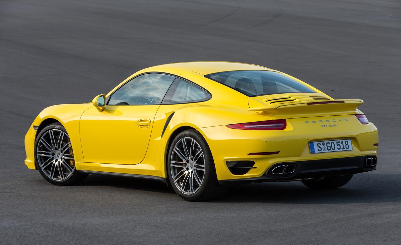 Porsche 911 turbo 911 тест-драйв 2013