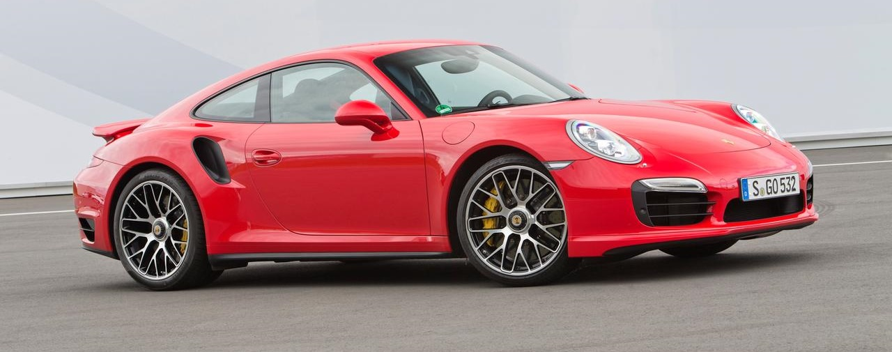 Porsche 911 turbo S 911 2013