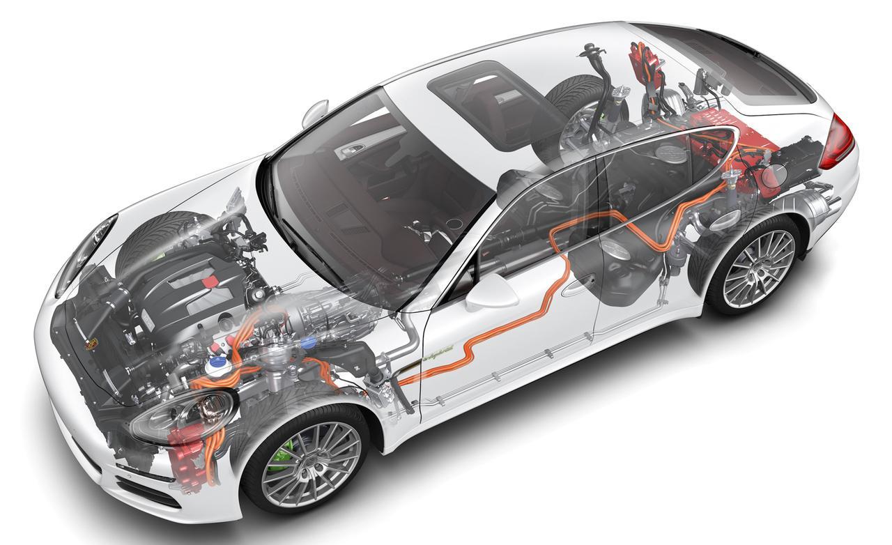 Porsche panamera-s drive-my test_2013 техническое устройство