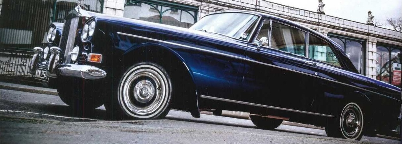 Rolls Royce Silver Cloud III Park Ward 1965