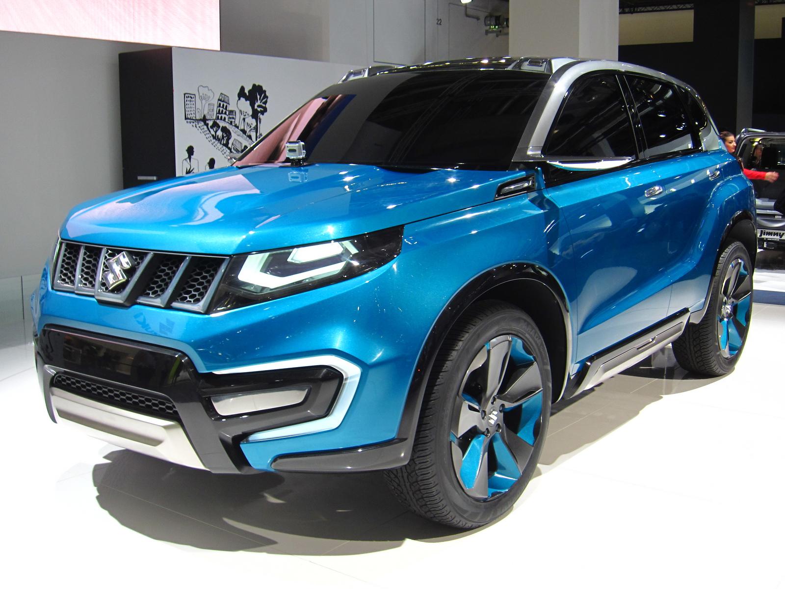 Suzuki iV-4 2013