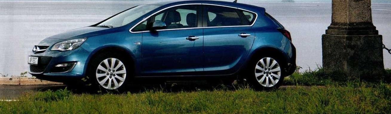 Сравнение VW Golf, Skoda Octavia, Ford Focus, Seat Leon, Toyota Auris и Opel Astra