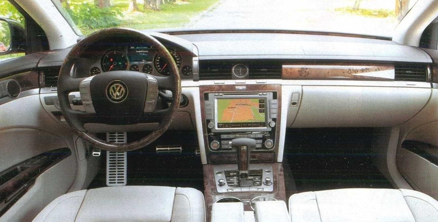 Седаны Тест VW Phaeton, Jaguar XJ, Hyundai Equus и Kia Quoris