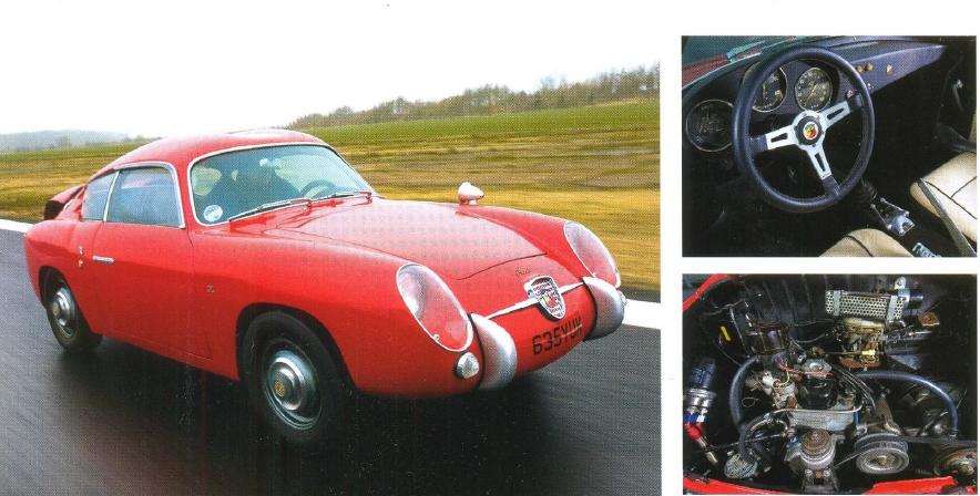750 GT Zagato