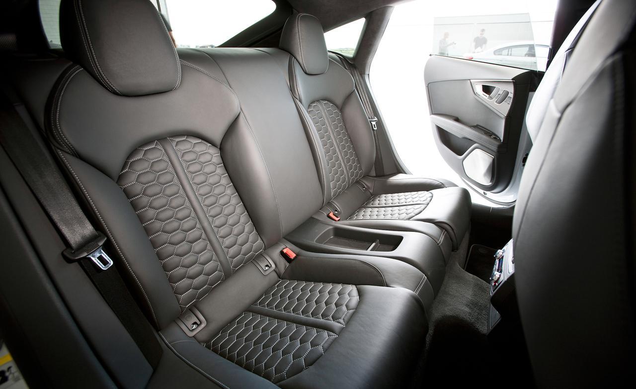 Audi RS7 тест