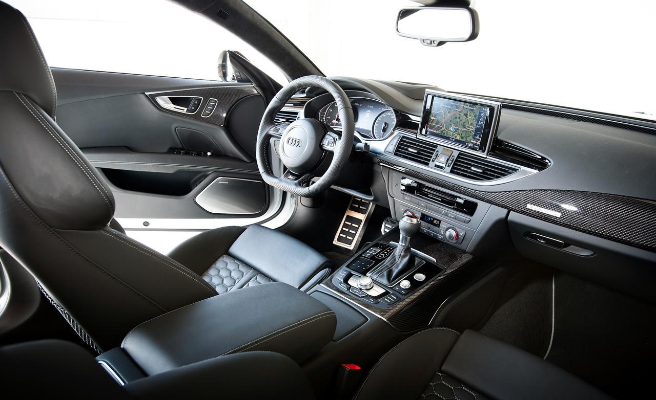 Audi RS7 салон