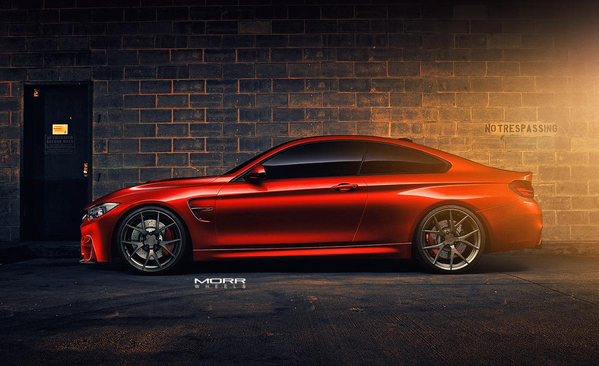 Новые BMW M3 и M4 серии F30 и F32