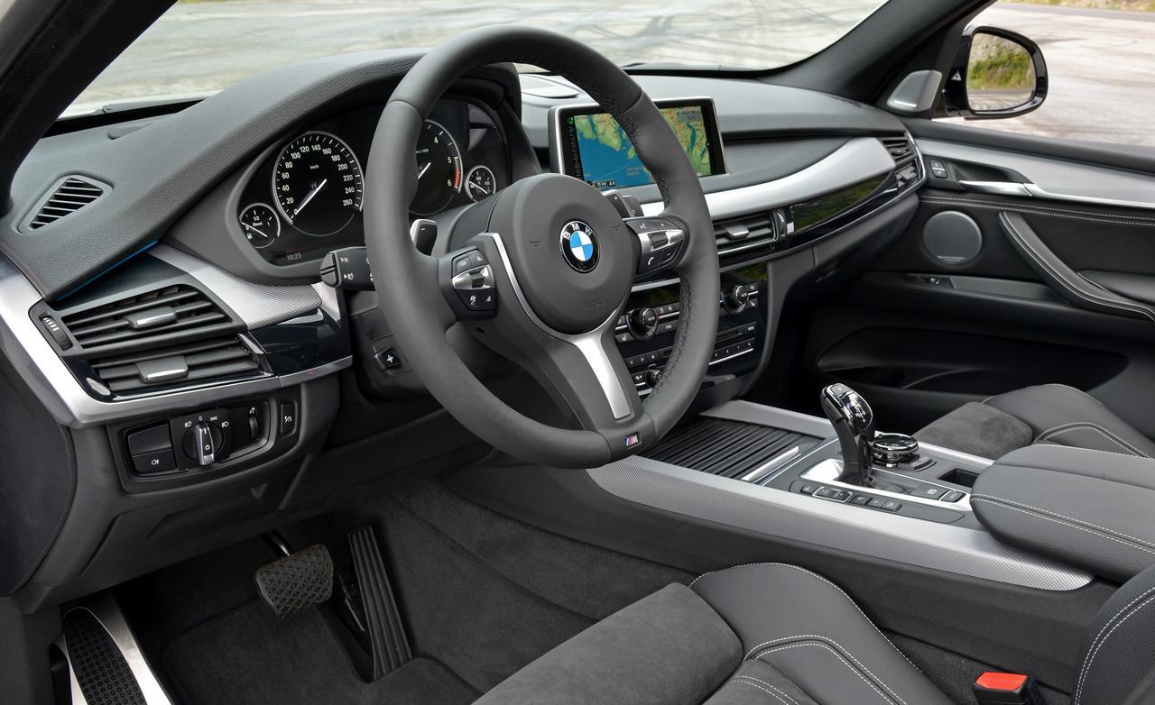 салон BMW X5 F15