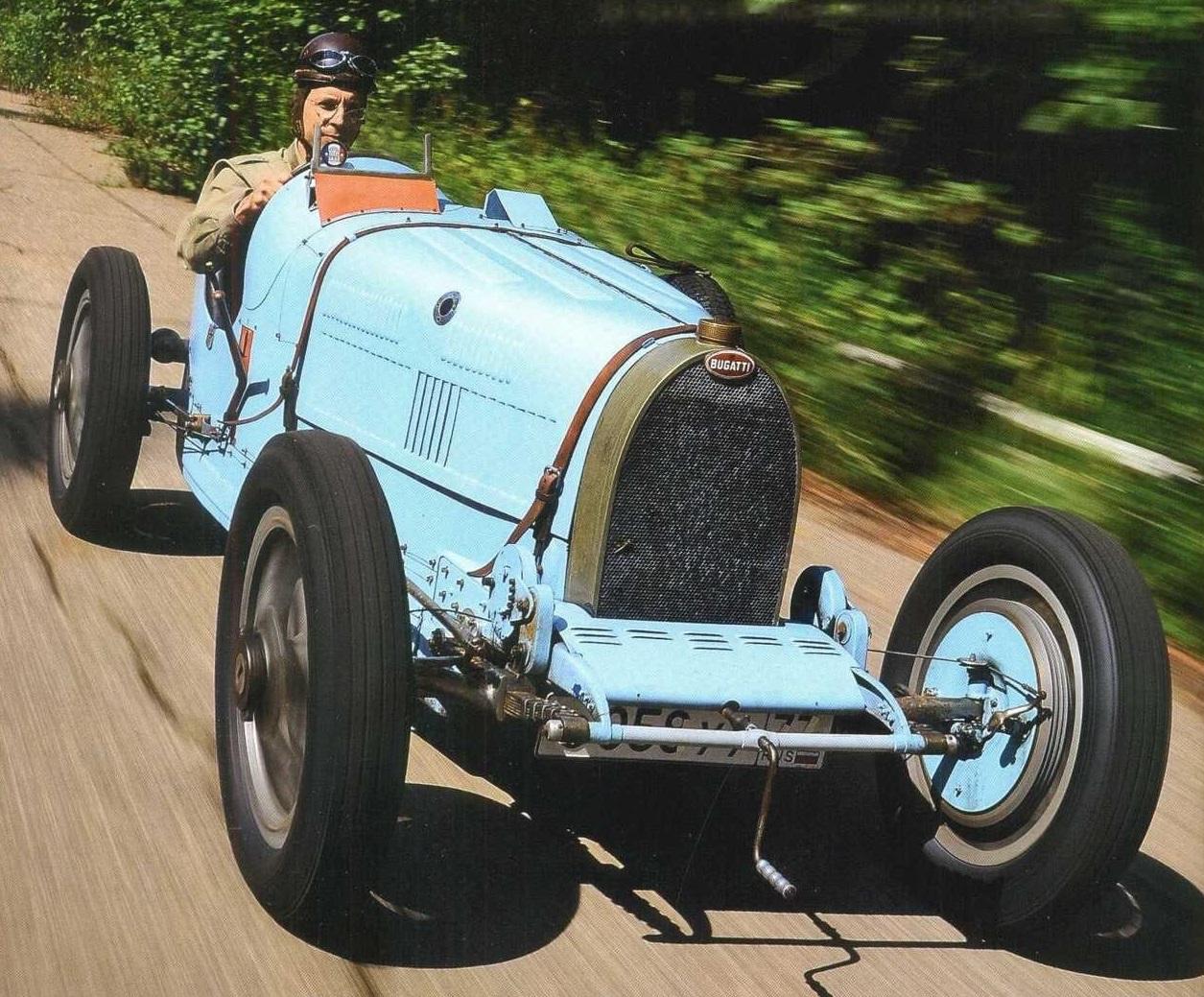 Bugatti Type 35B 1930