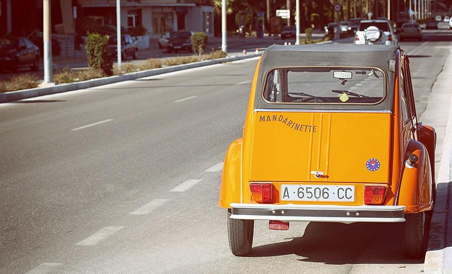 20-й слет любителей Citroen 2CV
