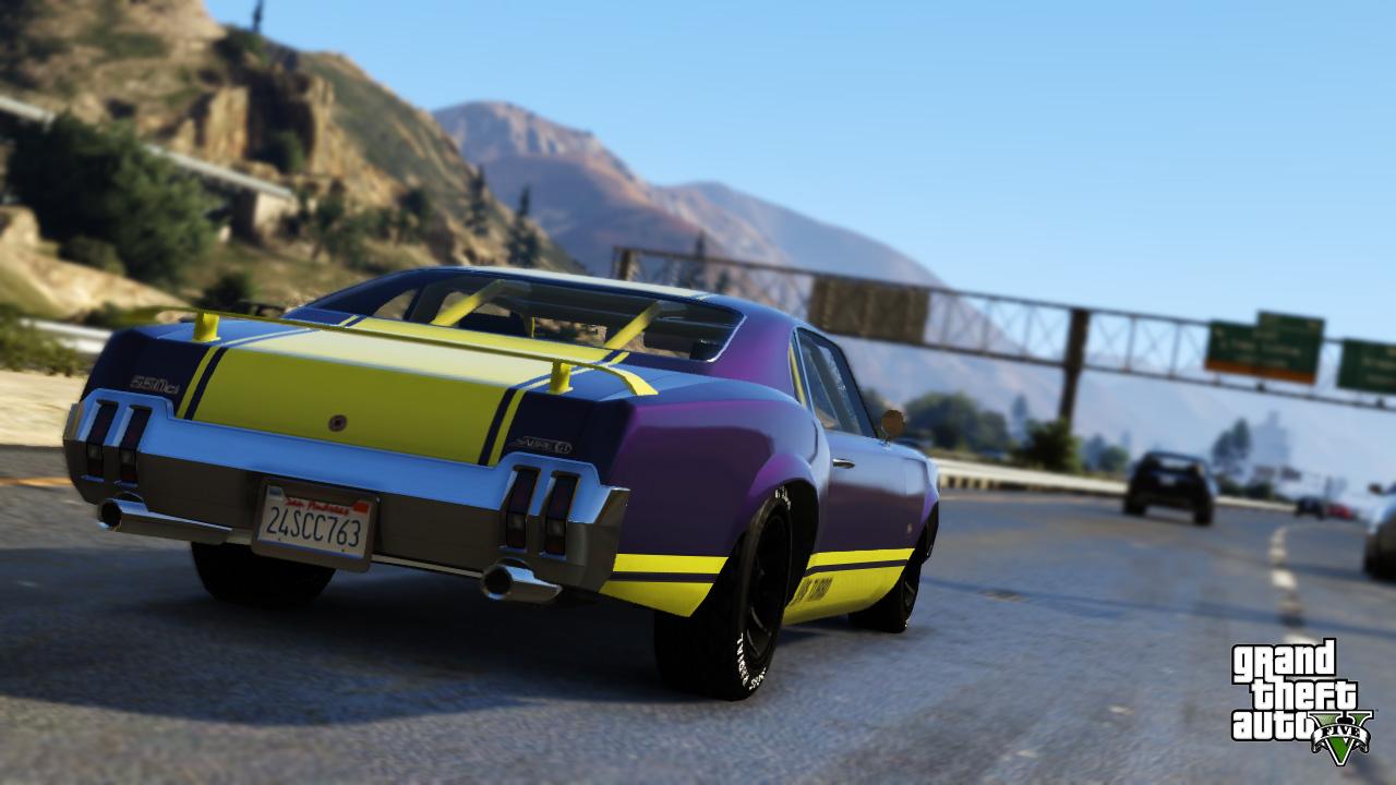 Обзор новой GTA 5 2013