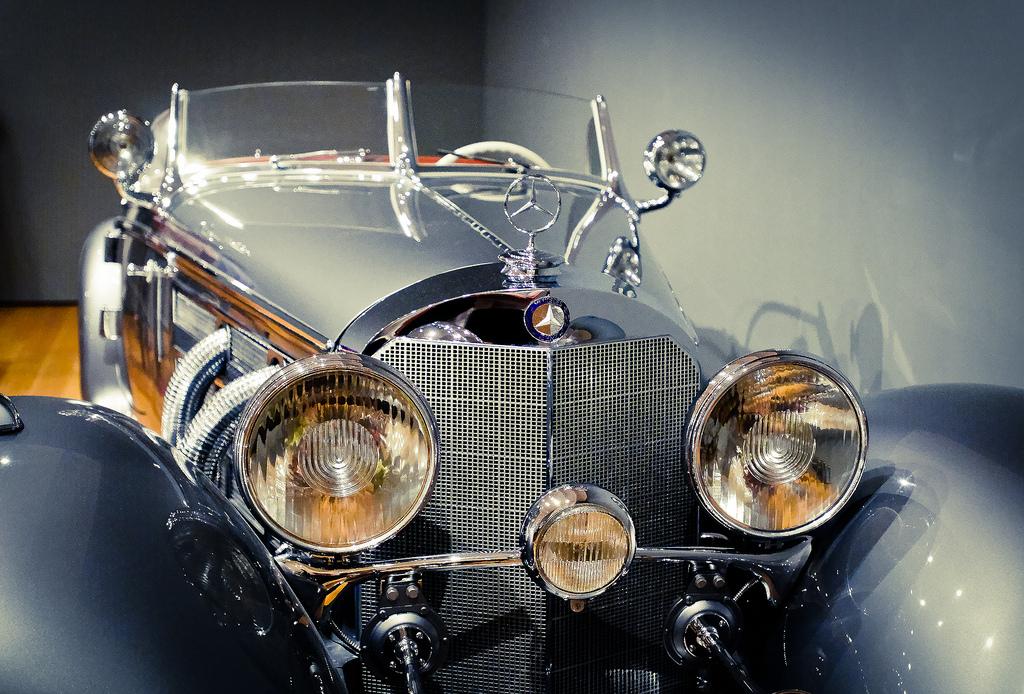 Самый дорогой Mercedes-Benz 540K Special Roadster