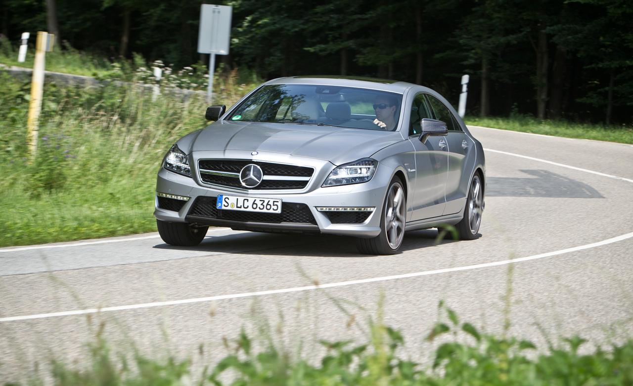 Mercedes-benz cls63 amg s model-4matic Bmw m6 gran coupe Audi-rs7