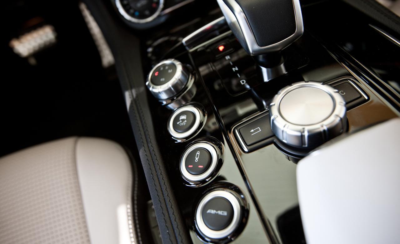 Mercedes-benz cls 63 amg s model-4matic