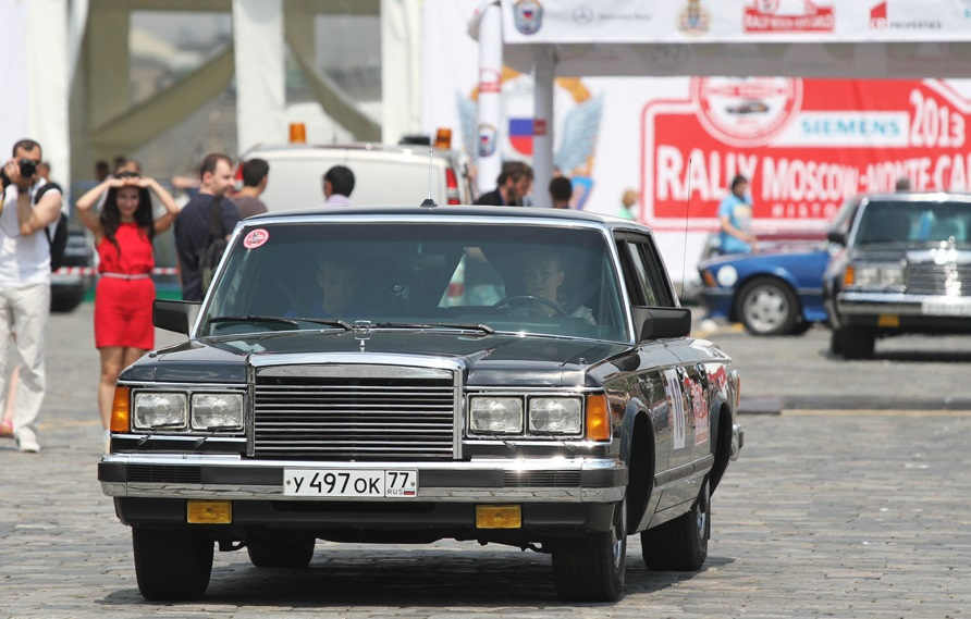 Moscow - Monte Carlo Oldtimer Rally