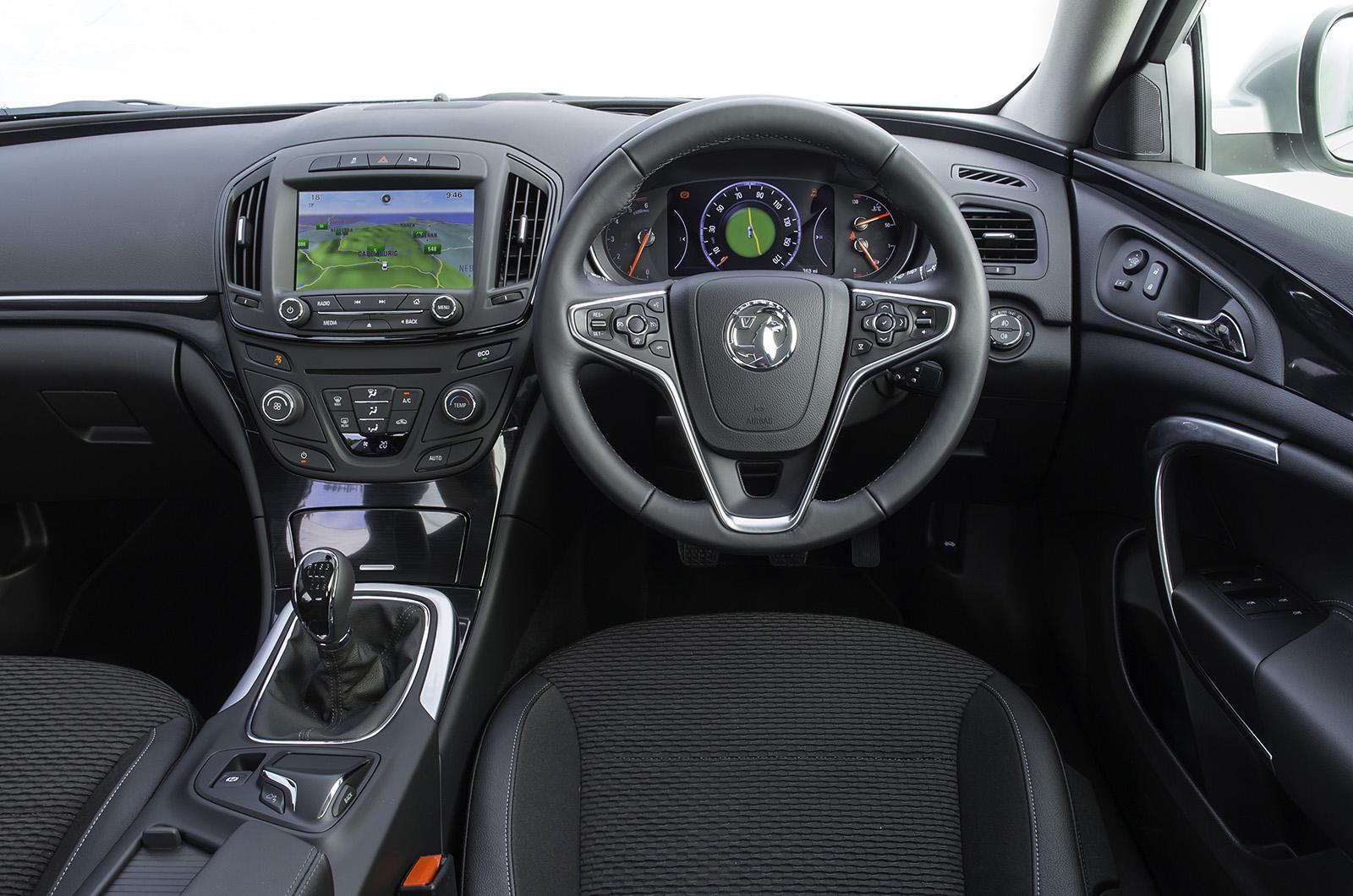 Тест нового Opel Insignia 2014